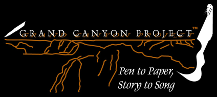 GRAND CANYON PROJECT &trade;<br />Music Driven, Multi-Media Storytelling